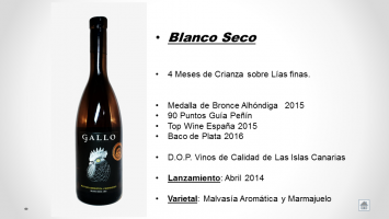 Gallo Blanco Seco
